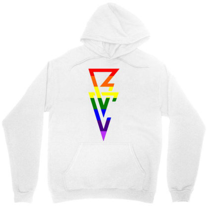 Balor Club Lgbt Flag Unisex Hoodie Designed By Schulz-12