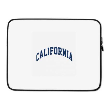 California Laptop Sleeve Designed By Elijahbiddell
