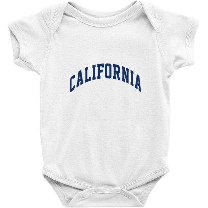 California Baby Bodysuit Designed By Elijahbiddell
