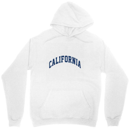 California Unisex Hoodie Designed By Elijahbiddell