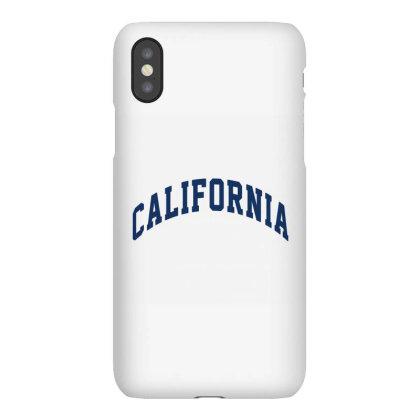 California Iphonex Case Designed By Elijahbiddell