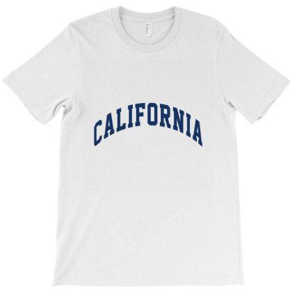 California T-shirt Designed By Elijahbiddell