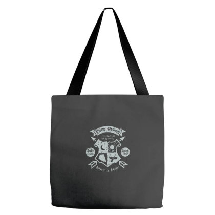 Camp Hedwing Tote Bags Designed By Elijahbiddell