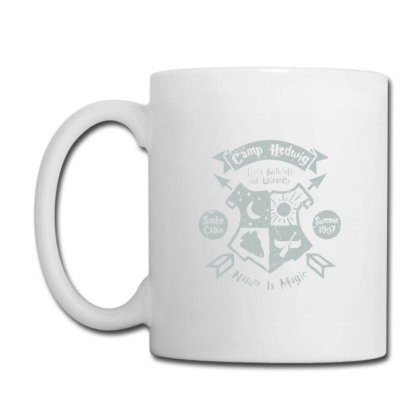 Camp Hedwing Coffee Mug Designed By Elijahbiddell