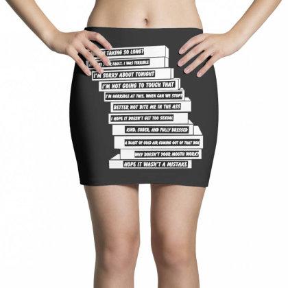 Brooklyn Mini Skirts Designed By Elijahbiddell