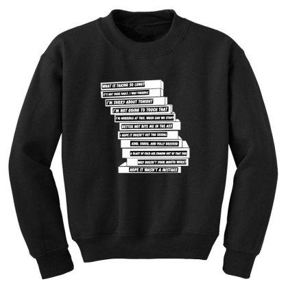 Brooklyn Youth Sweatshirt Designed By Elijahbiddell