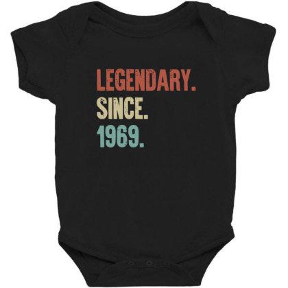 Legendary Baby Bodysuit Designed By Elijahbiddell