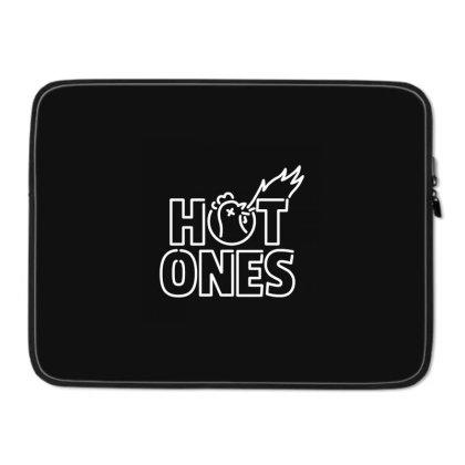 Hot Ones Laptop Sleeve Designed By Elijahbiddell
