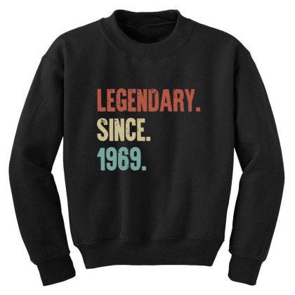Legendary Youth Sweatshirt Designed By Elijahbiddell