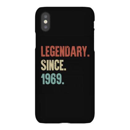 Legendary Iphonex Case Designed By Elijahbiddell
