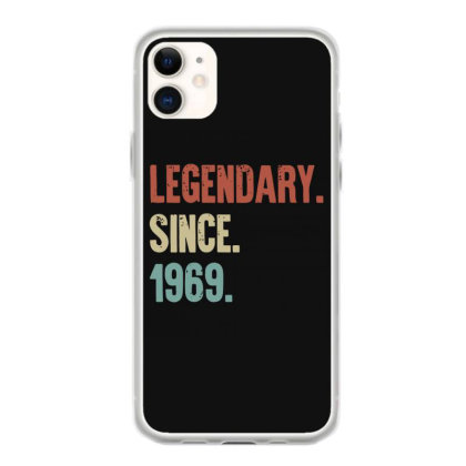 Legendary Iphone 11 Case Designed By Elijahbiddell