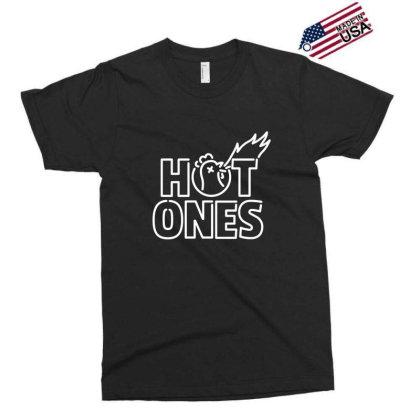 Hot Ones Exclusive T-shirt Designed By Elijahbiddell