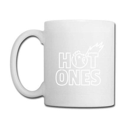 Hot Ones Coffee Mug Designed By Elijahbiddell