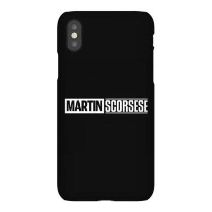 Martin Scorsese Iphonex Case Designed By Elijahbiddell