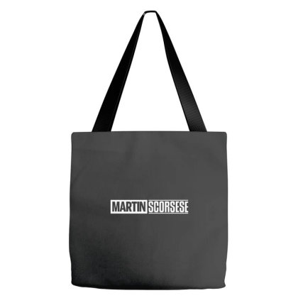 Martin Scorsese Tote Bags Designed By Elijahbiddell