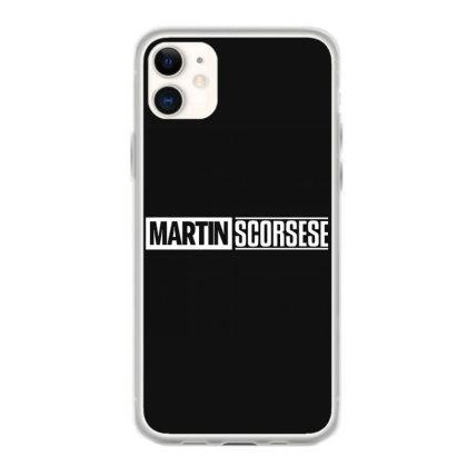 Martin Scorsese Iphone 11 Case Designed By Elijahbiddell
