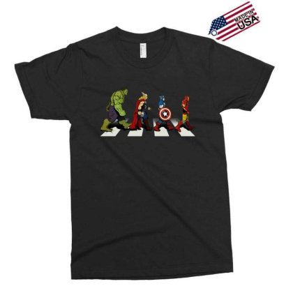 Funny Superhero Road Exclusive T-shirt Designed By Realme Tees