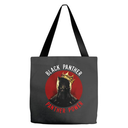 Panther Power Black Panther Tote Bags Designed By Realme Tees