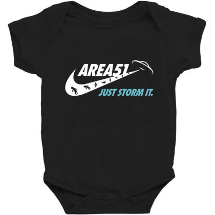 Just Storm It Baby Bodysuit Designed By Hectorz