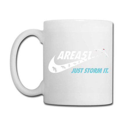Just Storm It Coffee Mug Designed By Hectorz