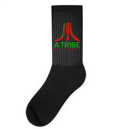 Called Quest Socks Designed By Realme Tees