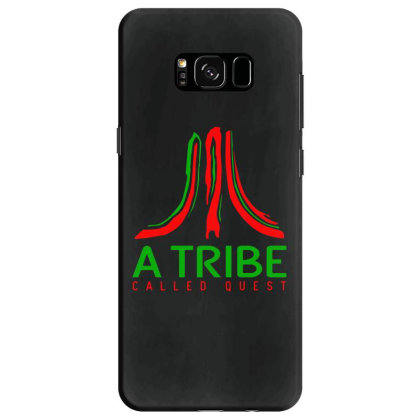 Called Quest Samsung Galaxy S8 Case Designed By Realme Tees