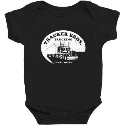 Tracker Bros Baby Bodysuit Designed By Hectorz