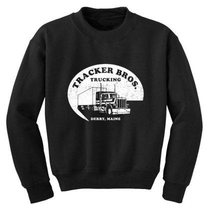 Tracker Bros Youth Sweatshirt Designed By Hectorz
