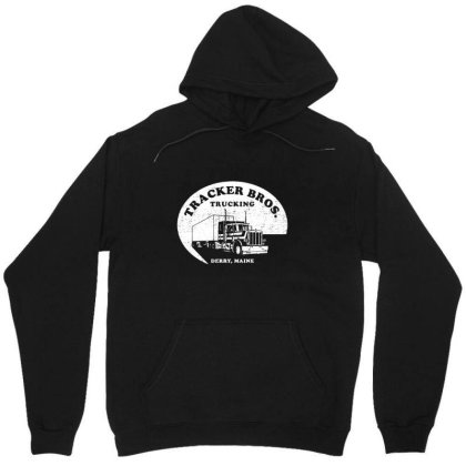 Tracker Bros Unisex Hoodie Designed By Hectorz