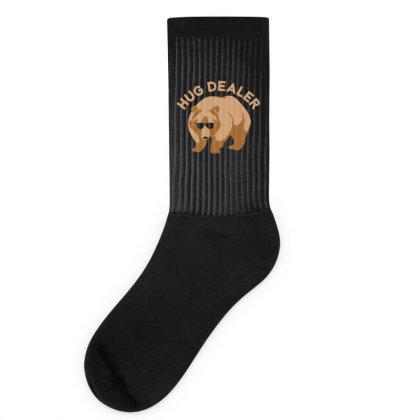 Hug Dealer Socks Designed By Hectorz