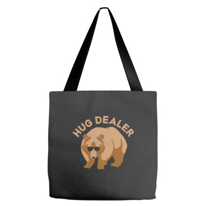 Hug Dealer Tote Bags Designed By Hectorz