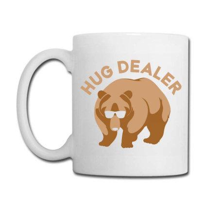 Hug Dealer Coffee Mug Designed By Hectorz