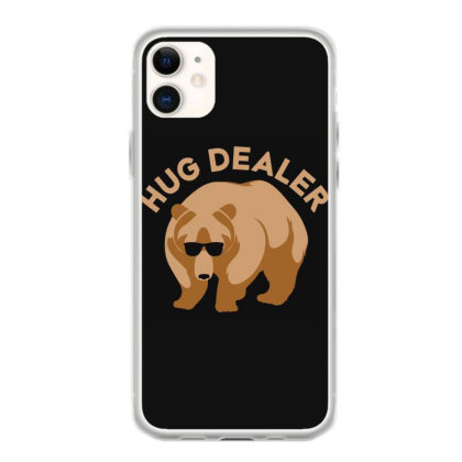 Hug Dealer Iphone 11 Case Designed By Hectorz