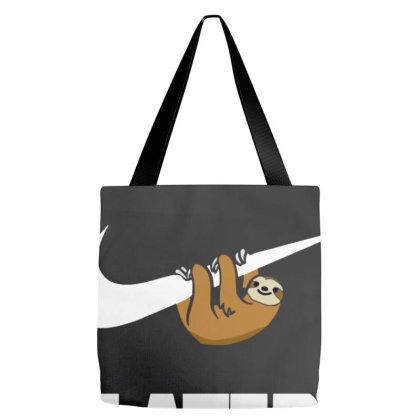 Do It Sloth Funny Tote Bags Designed By Realme Tees