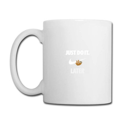 Do It Sloth Funny Coffee Mug Designed By Realme Tees