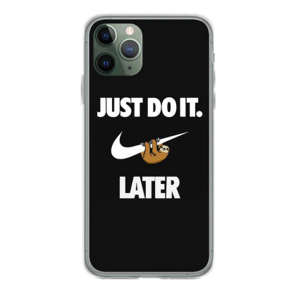 Do It Sloth Funny Iphone 11 Pro Case Designed By Realme Tees