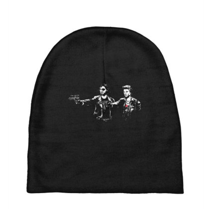 Kurt Fiction Baby Beanies Designed By Hectorz