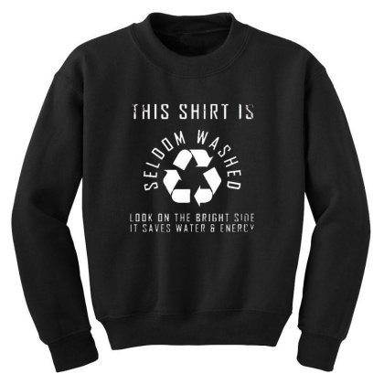 Reusable Youth Sweatshirt Designed By Hectorz