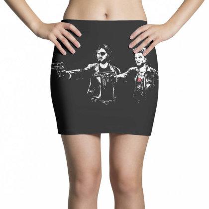 Kurt Fiction Mini Skirts Designed By Hectorz