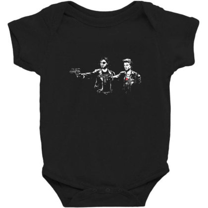 Kurt Fiction Baby Bodysuit Designed By Hectorz