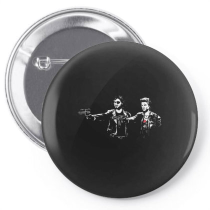 Kurt Fiction Pin-back Button Designed By Hectorz