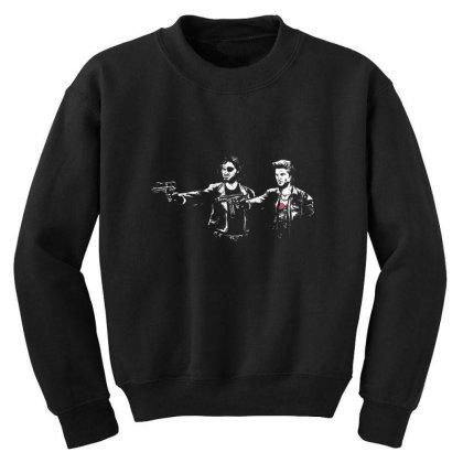 Kurt Fiction Youth Sweatshirt Designed By Hectorz