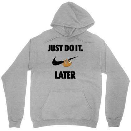 Funny Do It Sloth Unisex Hoodie Designed By Realme Tees