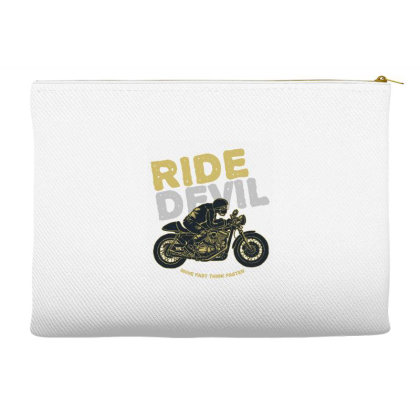 Ride Devil Accessory Pouches Designed By Chiks