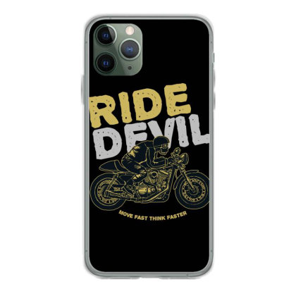 Ride Devil Iphone 11 Pro Case Designed By Chiks