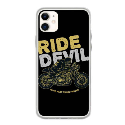 Ride Devil Iphone 11 Case Designed By Chiks