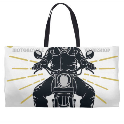 Ride Free Weekender Totes Designed By Chiks