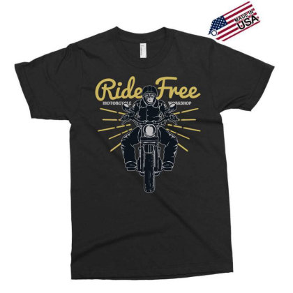Ride Free Exclusive T-shirt Designed By Chiks