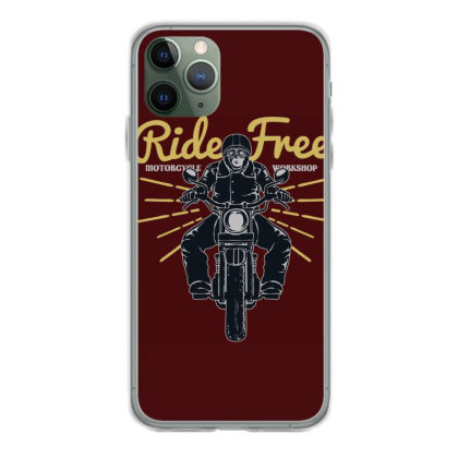 Ride Free Iphone 11 Pro Case Designed By Chiks