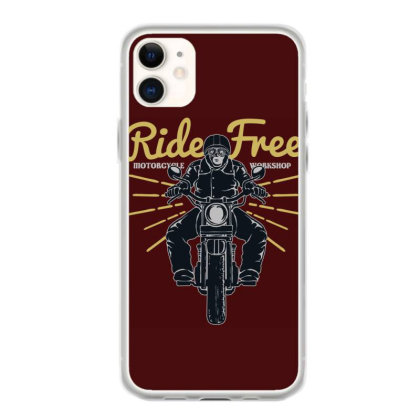 Ride Free Iphone 11 Case Designed By Chiks